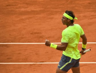 Nadal nach Sieg über Federer im Finale der French Open