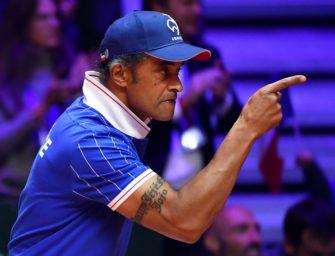 """Yannick Noah: """"Bei Nadal empfinde ich gar nichts"""""""