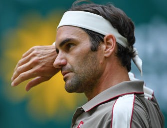 ATP Halle: Federer stellt Connors-Rekord ein