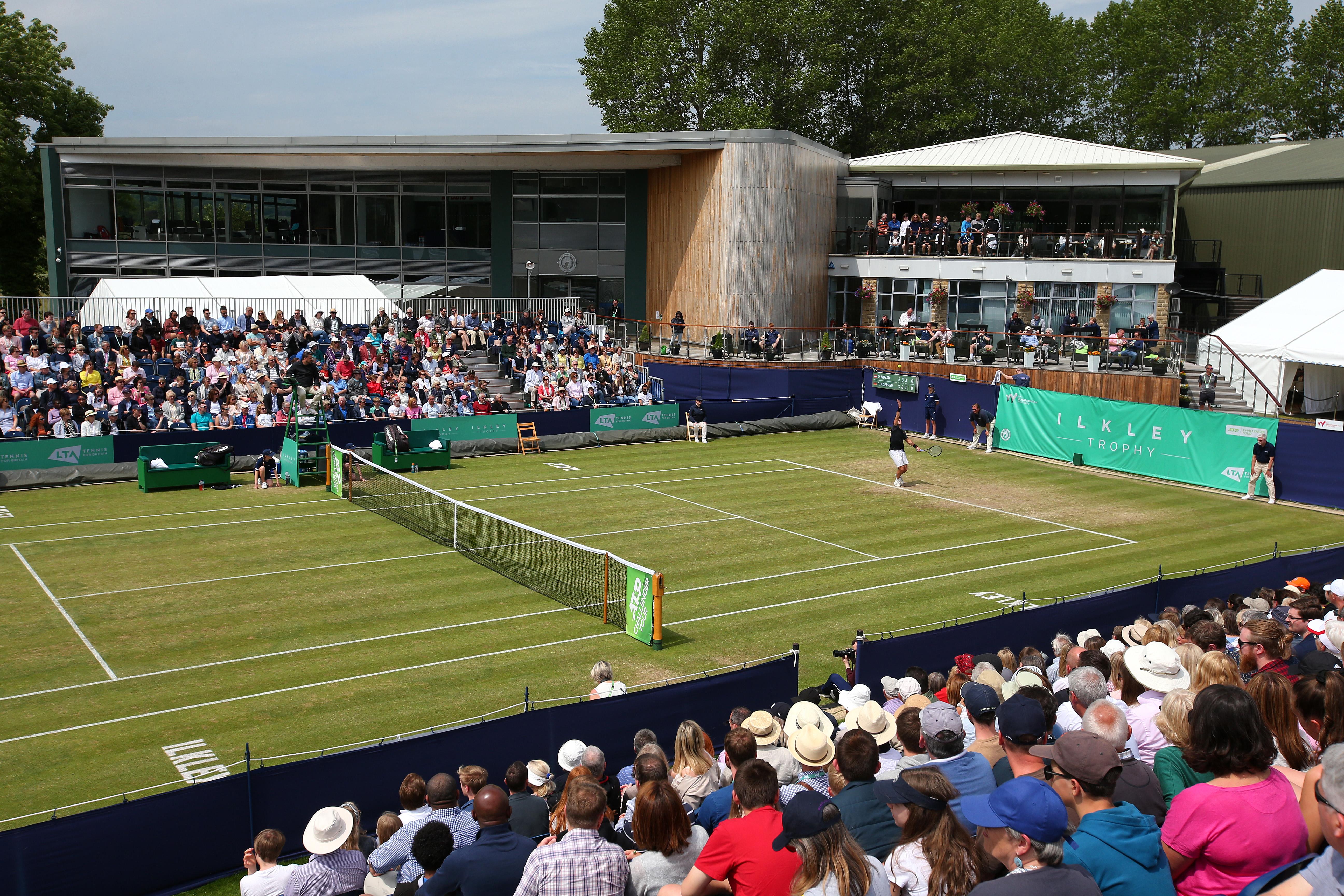 Dominik Köpfer Wimbledon