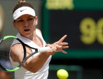 Halep erste Wimbledon-Finalistin