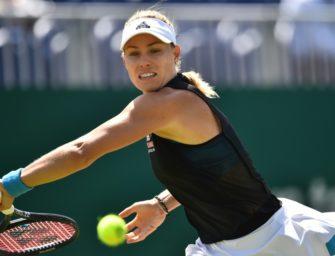 Wimbledon: Titelverteidigerin Kerber scheitert in Runde zwei