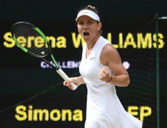 Finalsieg gegen Williams: Halep gewinnt in Wimbledon