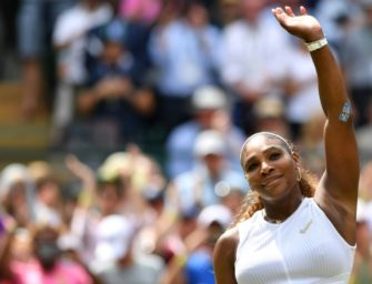 Serena Williams marschiert ins Wimbledon-Viertelfinale