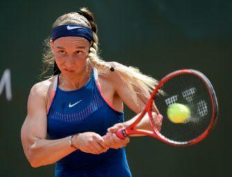 Lausanne: Korpatsch verpasst erstes Finale auf WTA-Tour