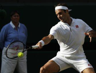 """""""Klassiker"""" im Tennis: 40. Duell zwischen Federer und Nadal"""