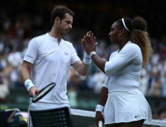 Duo Murray/Williams gewinnt auch zweites Match im Mixed