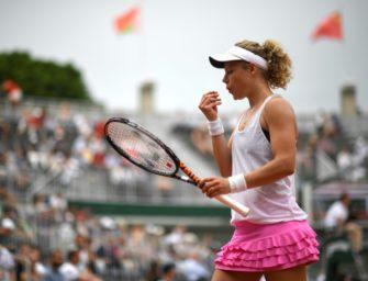 Wimbledon: Siegemund verliert in Runde zwei