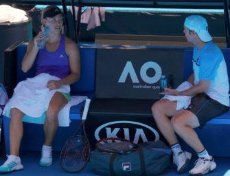 Nach frühem Wimbledon-Aus: Kerber trennt sich von Trainer Schüttler