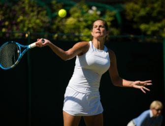 Wimbledon: Görges gegen Serena Williams chancenlos