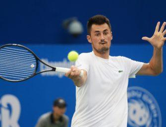 Wegen Lustlos-Auftritt: Australier Tomic in Wimbledon bestraft