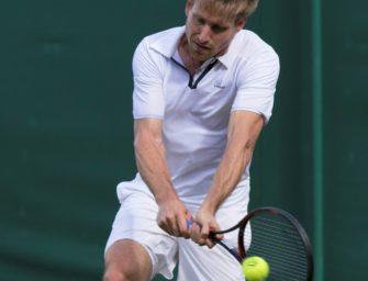 Wimbledon: Gojowczyk als erster Deutscher ausgeschieden