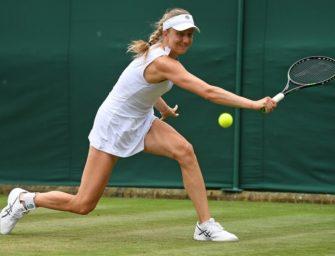 Wimbledon: Barthel und Friedsam in Runde eins ausgeschieden