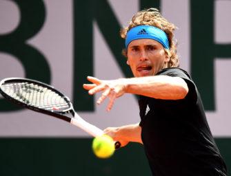 Zverev: Teilnahme an Hamburg European Open sehr wahrscheinlich