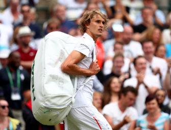 Alexander Zverevs Wimbledon-Aus: Die Analyse