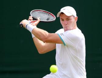 """Dominik Koepfer: """"Wimbledon ist ein Traum"""""""