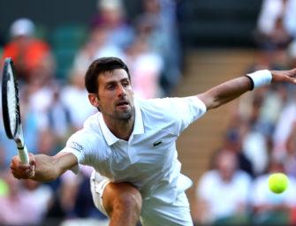 "Wimbledon: Djokovic durch ""Fall Gimelstob"" in Bedrängnis"