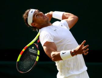 """Rafael Nadal: """"Bin etwas größer als Barty"""""""
