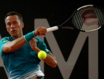 ATP-Ranking: Philipp Kohlschreiber knackt die 700