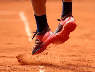 Sandplatzgötter: Fußfehler machen den Unterschied