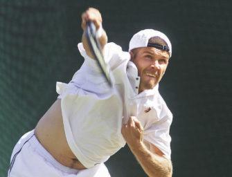 Waskes Welt: College-Tennis als Weg zum Profi