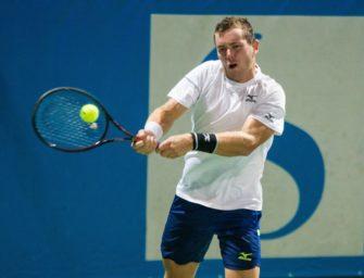 US Open: Qualifikant Köpfer als erster Deutscher in Runde drei