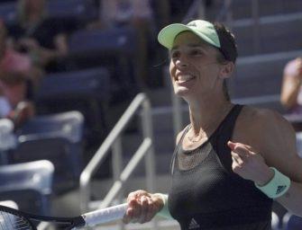 Petkovic schlägt Kvitova – Siegemund ausgeschieden