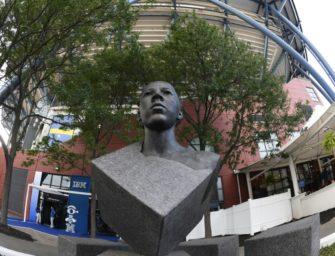 US Open: Gibson-Statue enthüllt – Williams-Schwestern gedenken Pionierin