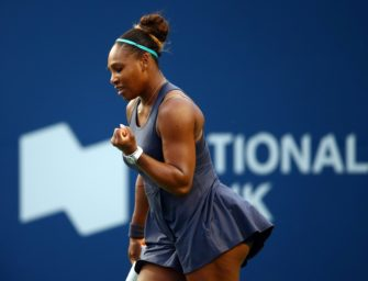 Serena Williams vor ersten Turniersieg seit 2017