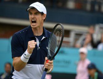 Comeback in Cincinnati: Murray will wieder Einzel spielen