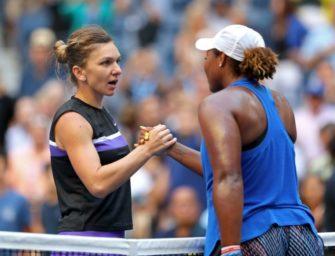US Open: Wimbledonsiegerin Halep überraschend ausgeschieden