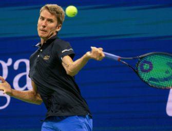 US Open: Stebe scheitert trotz wackerem Kampf an Cilic