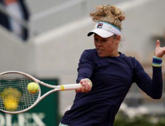 Siegemund als erste deutsche Spielerin bei den US Open weiter