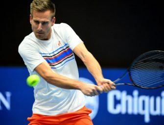 Gojowczyk erreicht Halbfinale in Washington