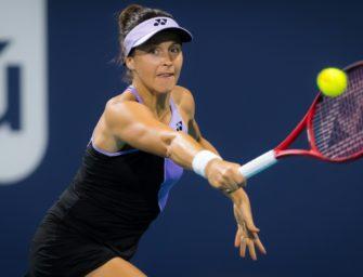 Maria gibt gegen Osaka auf – Wechsel an Spitze der Weltrangliste