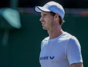 Murray bedauert zu schnellen US-Open-Verzicht