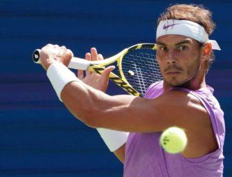 Nadal ohne Satzverlust im Achtelfinale der US Open