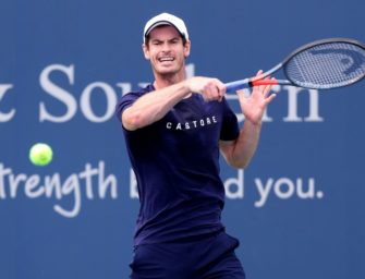 Murray scheitert erneut an Auftakthürde