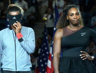 Revanche für US-Open-Pleite? Williams trifft auf Osaka
