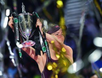 Rekord-Jackpot im Damen-Tennis: 4,75 Millionen Dollar