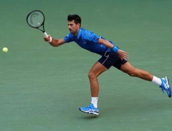 US Open: Titelverteidiger Djokovic souverän in Runde zwei