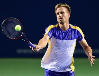 Tennis: Gojowczyk scheitert im Halbfinale von Washington