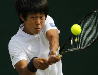 Lee gewinnt als erster Gehörloser Match in ATP-Hauptfeld