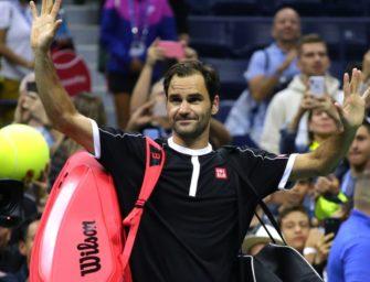 Federer zum 17. Mal für ATP-Finals qualifiziert