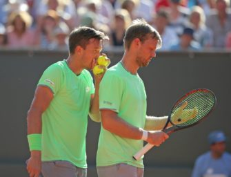 French-Open-Sieger Krawietz/Mies im Achtelfinale in New York