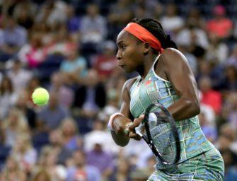 US Open: Gauff fordert Titelverteidigerin Osaka heraus