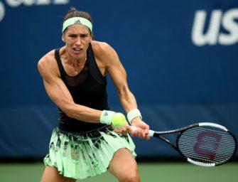 US Open: Petkovic in der dritten Runde ausgeschieden