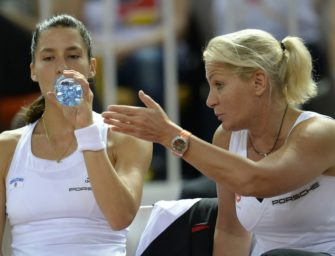 Tennis-Damen in der Fed-Cup-Quali nach Brasilien