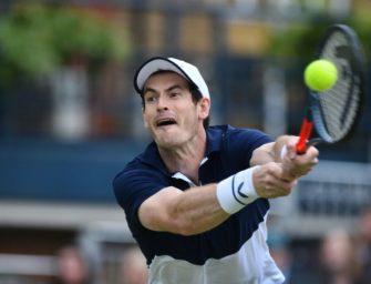 Cincinnati: Murray verliert bei Einzel-Comeback