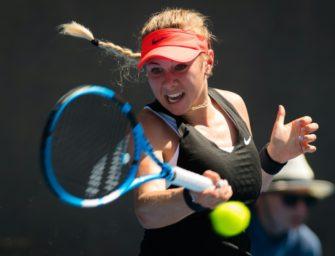 Trauerfall: US Open ohne French-Open-Halbfinalistin Anisimova